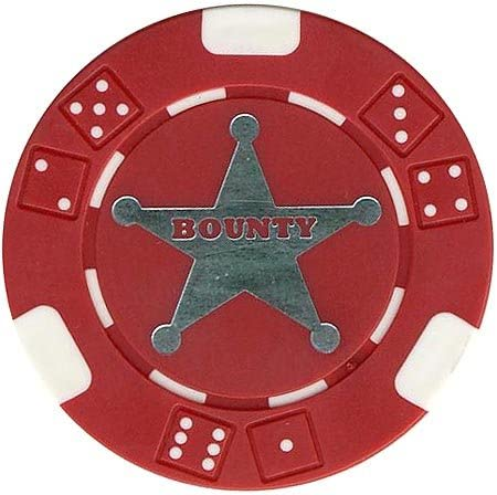 Limited price sale Spinettis 100 Texas Holdem Bounty Credence Chips Tournament Poker Casino