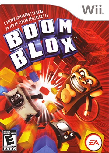[Import Anglais]Boom Blox Game Wii