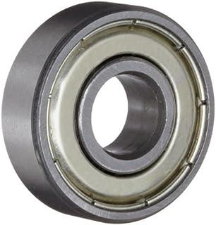 Ten (10) R8ZZ Shielded Bearings 1/2 x 1-1/8 x 5/16 Inch Ball Bearings / Pre-Lubricated