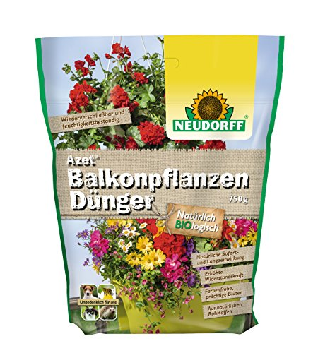 Preisvergleich Produktbild NEUDORFF - Azet BalkonpflanzenDünger - 750 g