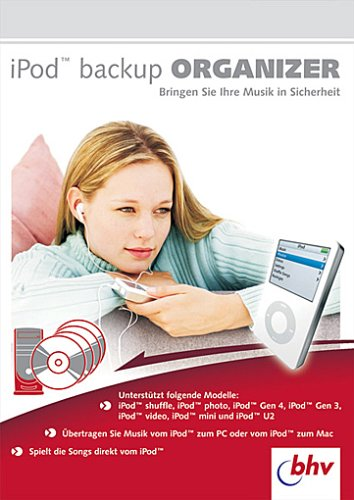 Preisvergleich Produktbild iPod Backup Organizer