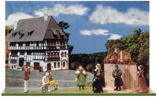 Faller 154113 - Mini Schauspielzene Luther
