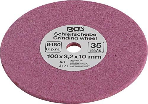 BGS 3177 | Schleifscheibe | für Art 3180 | Ø 100 x 3,2 x 10 mm