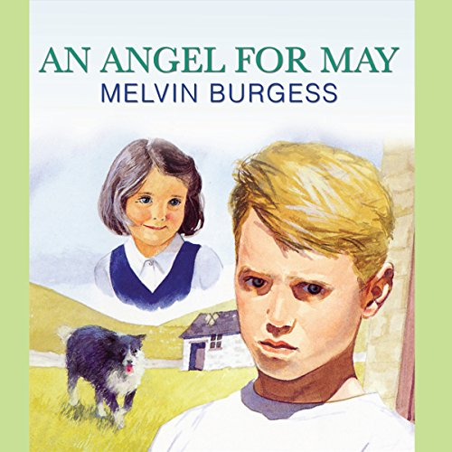 An Angel for May audiobook cover art