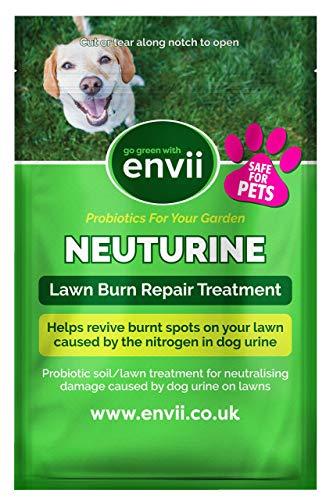 Envii Neuturine – Dog Urine Neutraliser For Grass, Repairs Lawn Burn – 12 Tablets