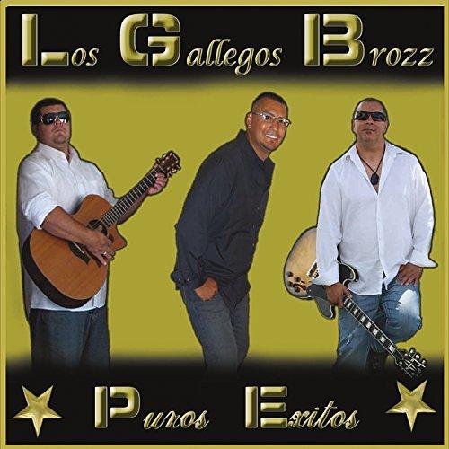 Puros Exitos by Los Gallegos Brozz