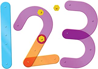 Learning Resources Number Construction, 55 Pieces