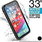 Catalyst iPhone Xs Max Waterproof Case with Lanyard, Shock Proof Drop Proof Military Grade...