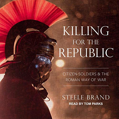 Killing for the Republic audiobook cover art
