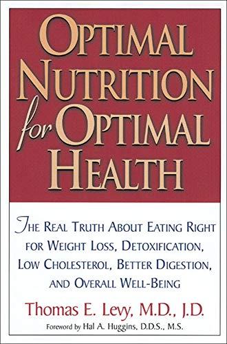Optimal Nutrition for Optimal Health (NTC KEATS - HEALTH)