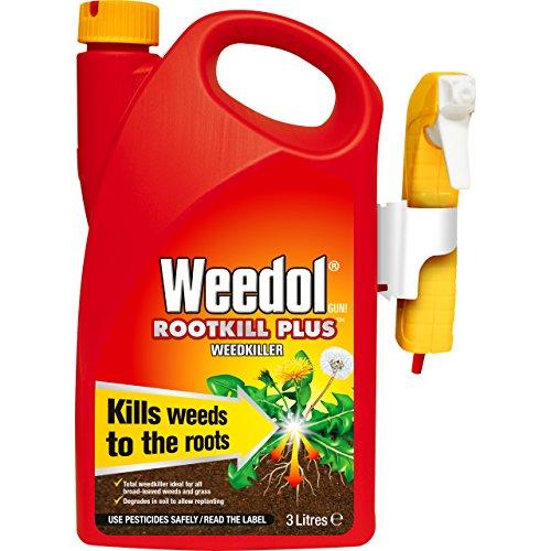 Weedol Rootkill Plus, Manual Spray, 3 L