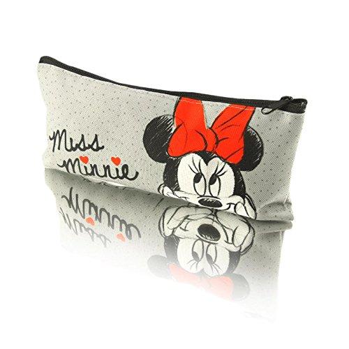 Disney Minnie Mouse DREAM COLLECTION mädchen mäppchen federmäppchen / /kleine Kulturtasche