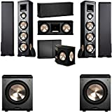BIC Acoustech PL-980 5.2 Home Theater System- PL-200 NEW!!