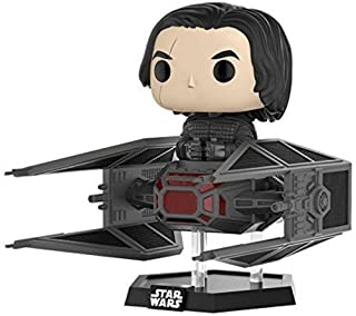 FUNKO POP! Deluxe: Star Wars: The Last Jedi - Kylo in Tie Fighter