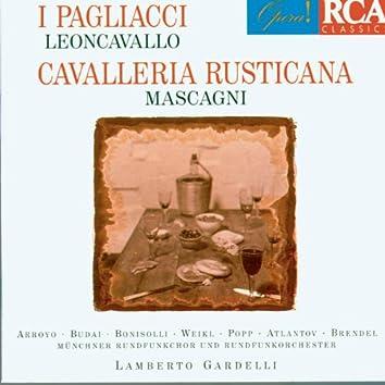 Leoncavallo: Il Pagliacci - Mascagni: Cavalleria Rusticana