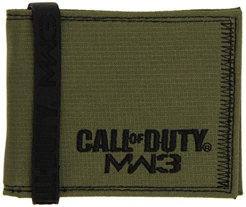 Call of Duty - MW3 Green Bifold & Wristband