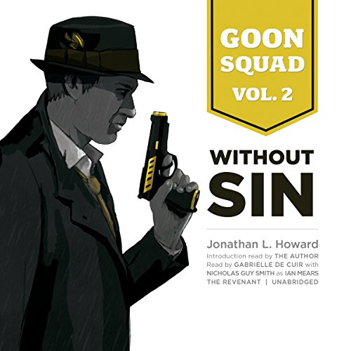 Goon Squad, Vol. 2 audiobook cover art