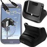 Xubix GS777 Dual USB Dock für Samsung Galaxy S III
