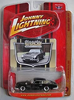 Johnny Lightning CLASSIC GOLD BLACK 1964 ASTON MARTIN DB5
