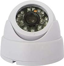 Blesiya 3.6mm Lens Security Camera - 1200 TVL, 24 IR LED Color, Indoor & Outdoor-Day & Night Metal Home Security Surveilla...
