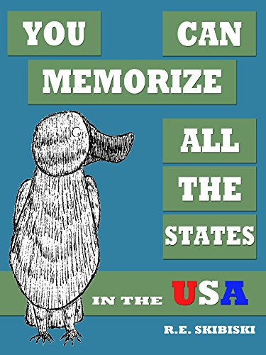 You Can Memorize All The States In The USA