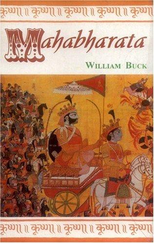 Mahabharata by William Buck (2000-09-01)
