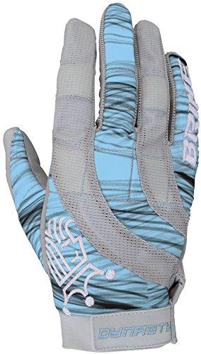 Brine Women's Dynasty Warm Weather Mesh Glove, Blue, Small