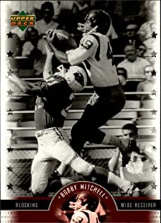 2005 Upper Deck Legends #22 Bobby Mitchell NFL Football Trading Card