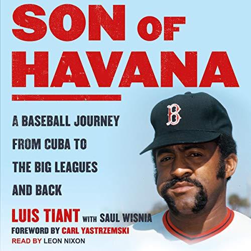 Son of Havana audiobook cover art