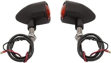 Motone Billet Turn Signals - Black - Triumph Bonneville Thruxton Scrambler - XNM001B