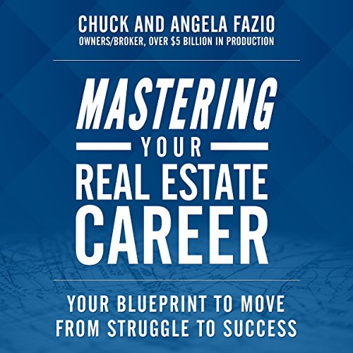 Mastering Your Real Estate Career audiobook cover art