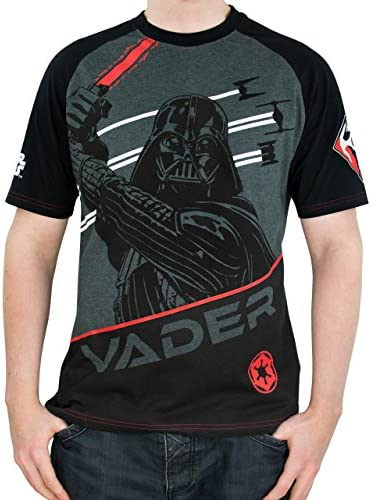 Star Wars - Camiseta para Hombre Darth Vader