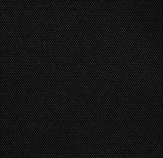 LUVFABRICS Black Canvas Fabric Waterproof Outdoor Fabric 60
