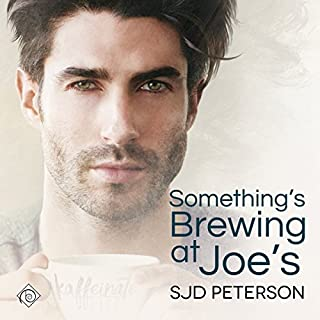 Something's Brewing at Joe's audiobook cover art