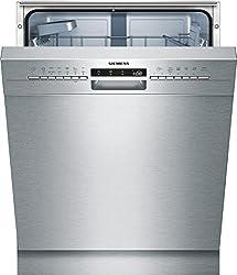 Siemens SN436S01CE iQ300 Geschirrspüler Unterbau / A+++ / 234 kWh/Jahr / 2660 L/Jahr / varioSpeed Plus / Glas 40°C Programm / dosierAssistent