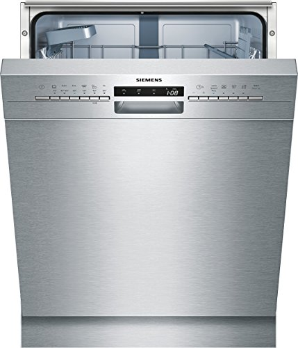 Siemens SN436S01CE iQ300 Unterbaugeschirrspüler 1.7 cm/A+++/234 kWh/Jahr/MGD/2660 L/jahr/Höhenverstellbarer Oberkorb