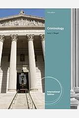 Criminology, International Edition Hardcover