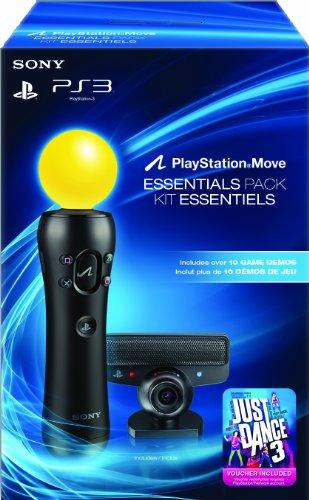 PlayStation Move Essentials Bundle: Just Dance 3