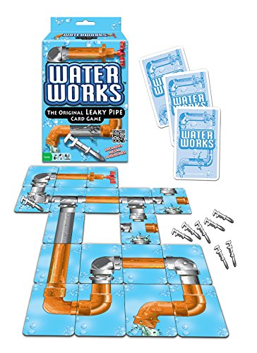 Winning Moves Games Classic Waterworks Card Game