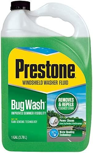 Prestone Bug Wash
