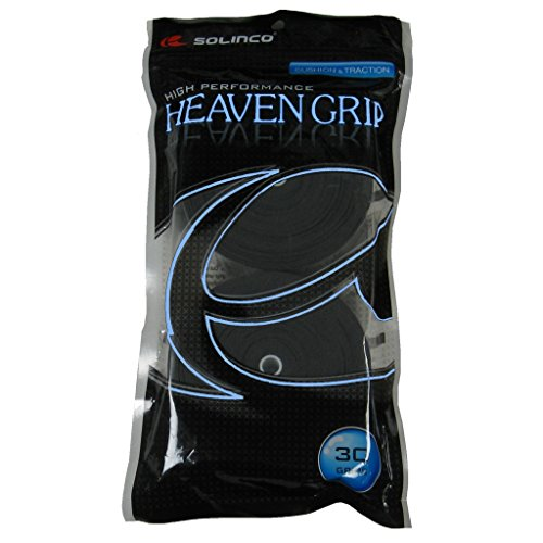 Solinco Heaven Grip Tennis Overgrip 30 Pack - Adsorbtion & Traction