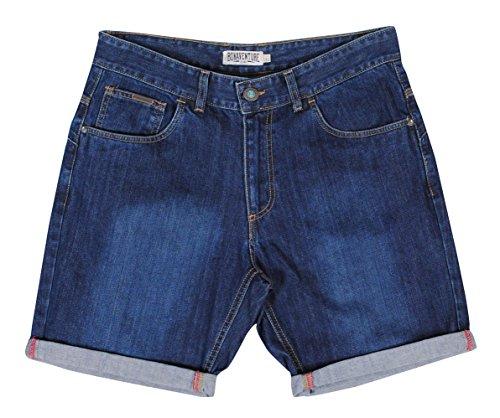 Bonaventure B2964Z Pantalones, Azul (Blue Denim 1103), 46 (Tamaño del Fabricante:46) para Hombre