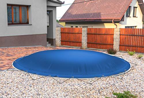 ! (calidad profesional) lonas hinchables redondas de piscina cubiertas de lona para...