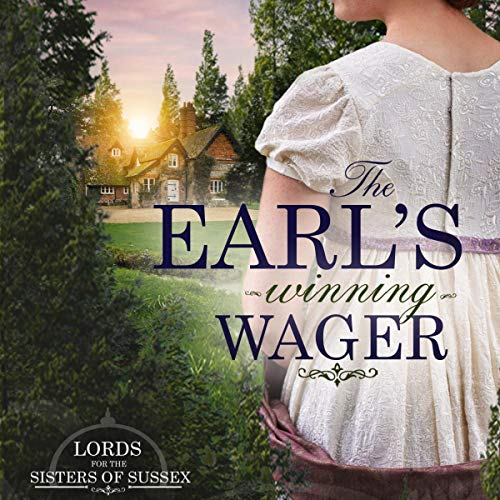 The Earl's Winning Wager cover art