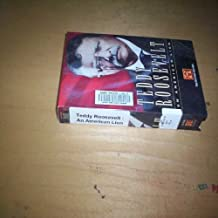 Teddy Roosevelt: An American Lion, Volume 4 (Video Tape: 50 Minutes) (VHS)