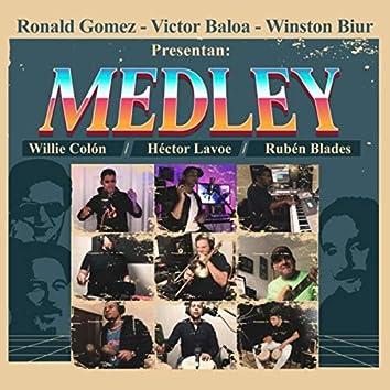 Medley: Siembra / Sonero Mayor / Te Conozco / Juan Pachanga