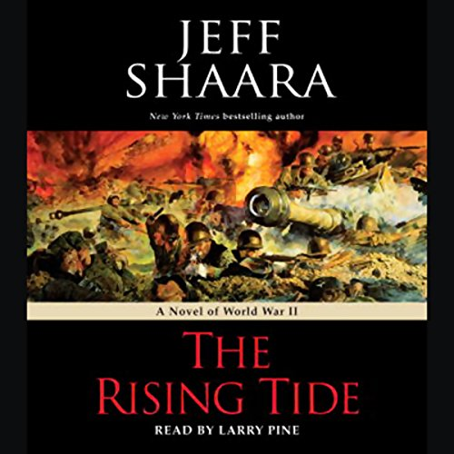 The Rising Tide audiobook cover art