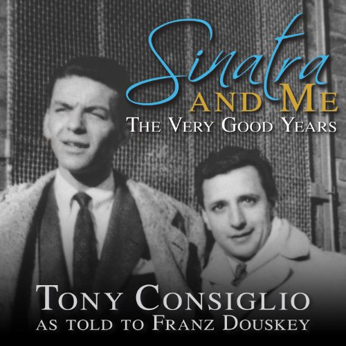 Sinatra and Me audiobook cover art
