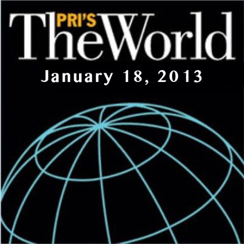 The World, January 18, 2013 audiobook cover art