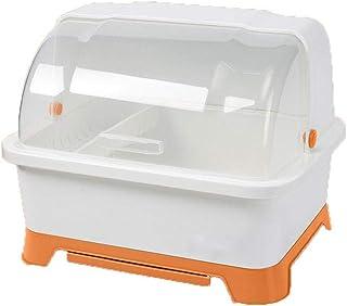 Cuisine casier à vaisselle boîte de rangement de vaisselle avec couvercle pour mettre la vaisselle avec bol boîte plat égo...
